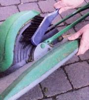 ремонт газонокосилки 6
