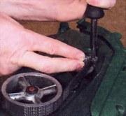 Газонокосилка ремонт